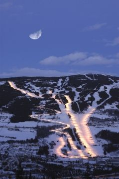 Hafjell, Lillehammer - is a very nice place for skiing <3