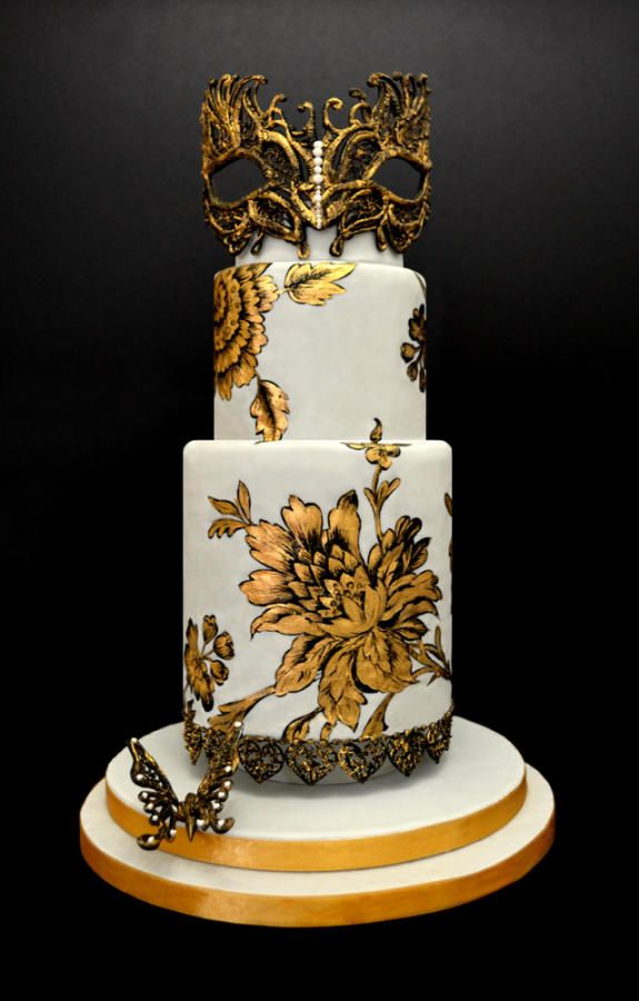 masquerade wedding cake 17 best ideas about masquerade cakes on 17225