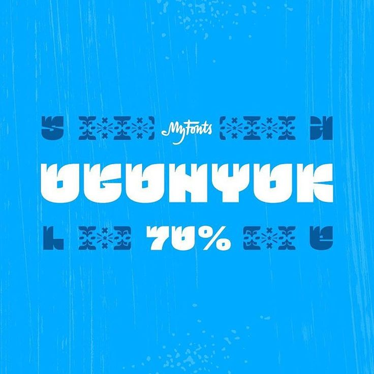 Hello  we have good news.  First: now our fonts will be available for sale at MyFonts. Second: save -70% and buy typeface «Ogonyok»  Price $4.50. The discount is valid until 5 December.  Link in bio #рш_огонёк