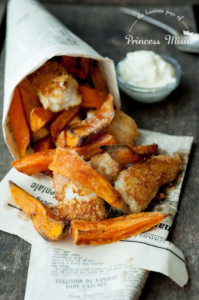 Best 25 frozen sweet potato fries ideas on pinterest for Recipes for cod fish