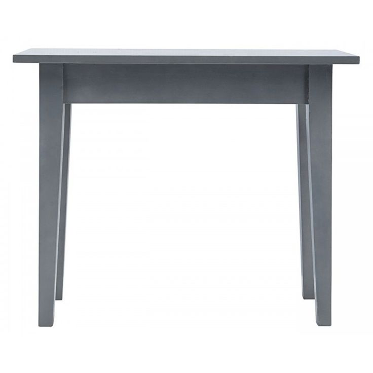 Console Table MUSK Grey - 100x45x80