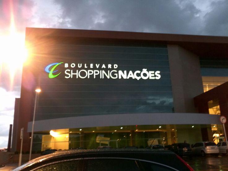 Boulevard Shopping Nações em Bauru, SP        perto de onde moro
