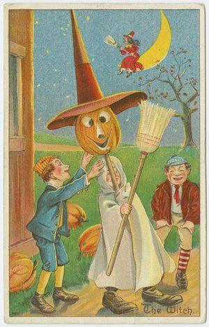PumpkinWitch
