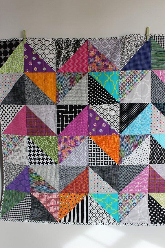 Best 25+ Chevron quilt pattern ideas on Pinterest ...