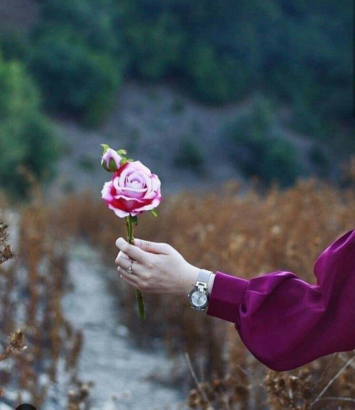 Какие цветы подарить девушке мусульманке