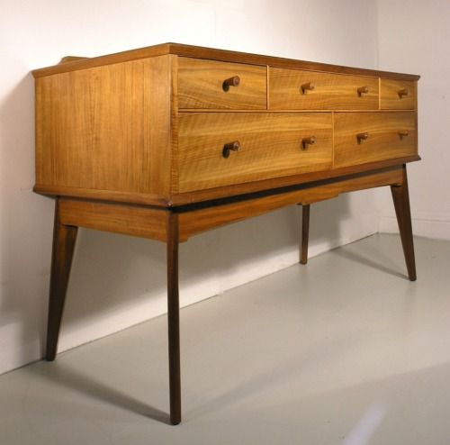 Alfred Cox drawers chest dressing table console table