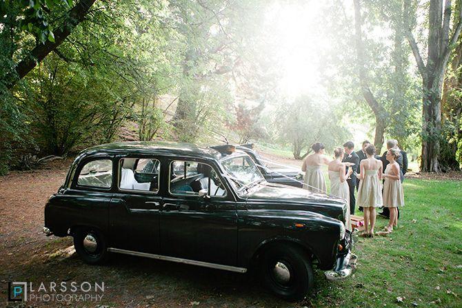 Black cabs queenstown