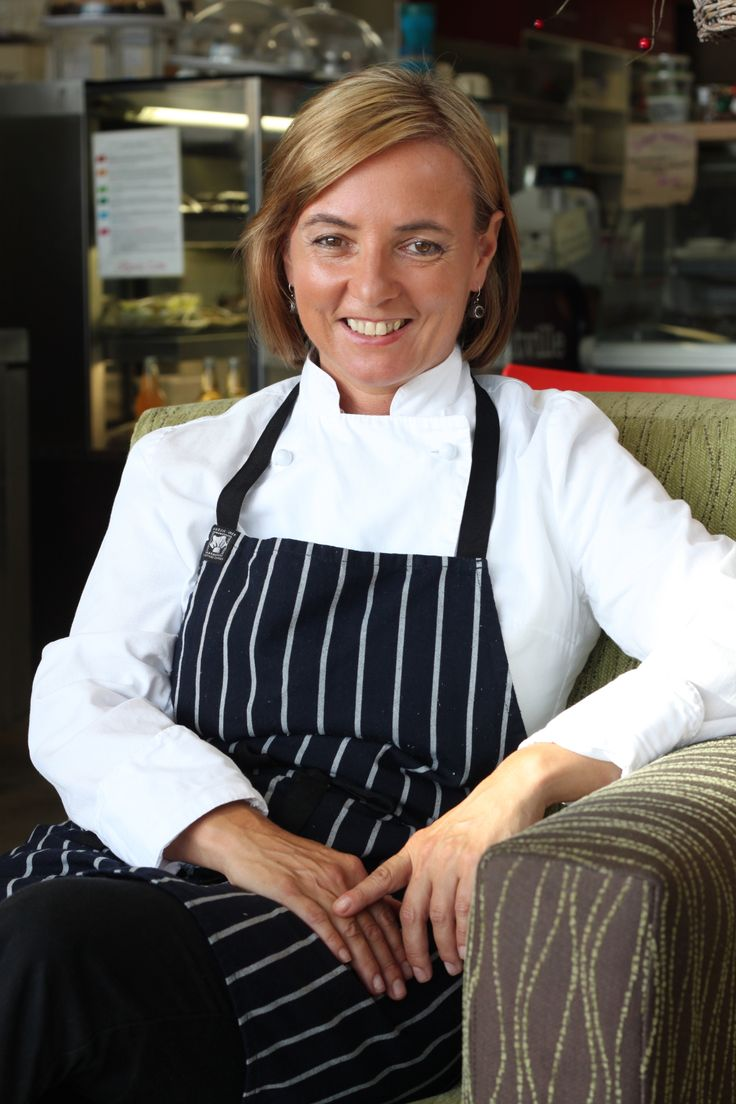 Executive Chef at Kunara Organic Cafe (formerly the Natural Foodstore) and gluten free and vegan specialist, Monica Topliss.