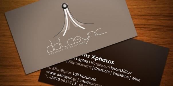 datasync business cards