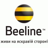 Beeline GSM Ukraine Logo Vector Download