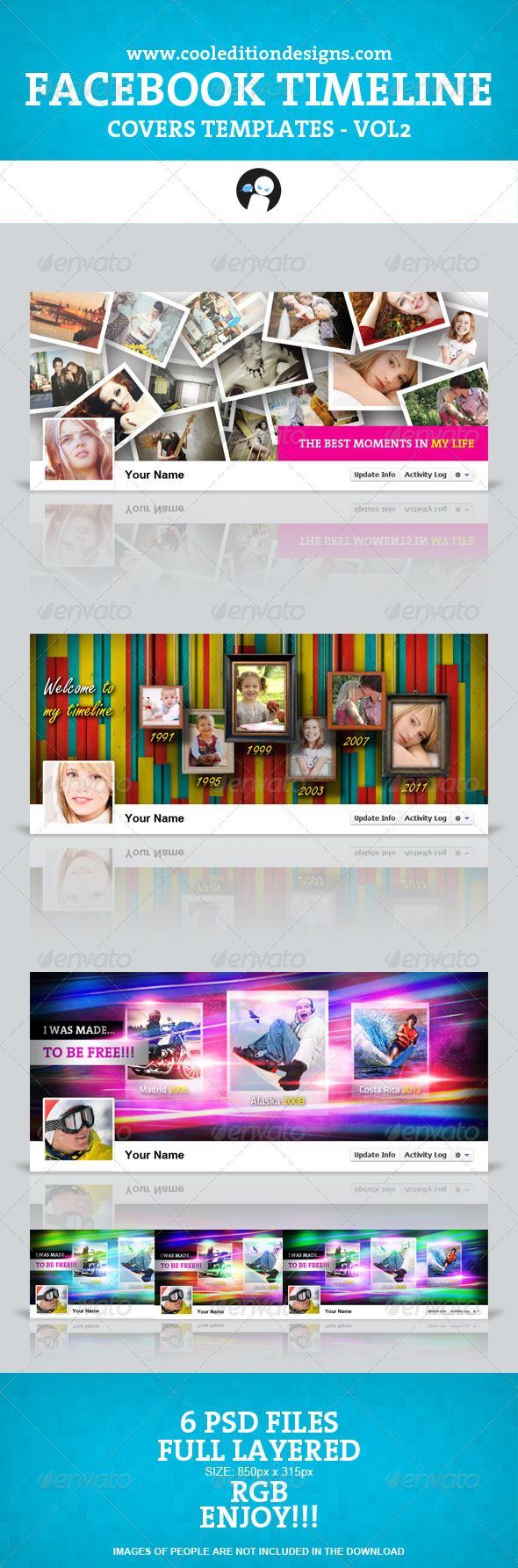 22 best images about facebook covers templates on pinterest