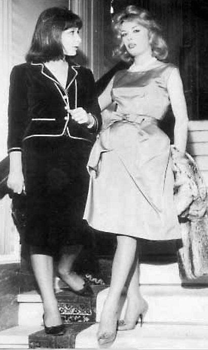 Marishka older women