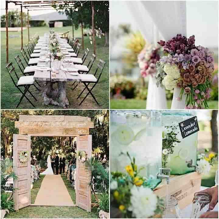 48 best outdoor wedding ideas images on Pinterest | Glamping ...
