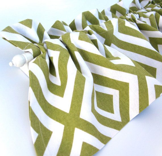 17 Best ideas about Chevron Valance on Pinterest | Sewing pillow ...