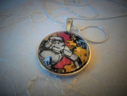 Star Wars Storm Trooper pendant
