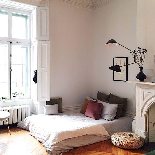 Parisian Photography Inspiration Mattress Floor Bed Small Room Bedroom Mattress On Floor Mattress Bedroom