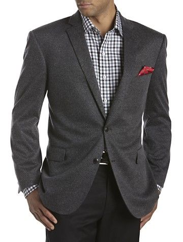 Jean Paul Germain Charcoal Sport Coat