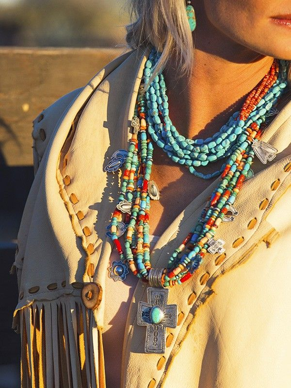 Don Lucas Concho Necklace