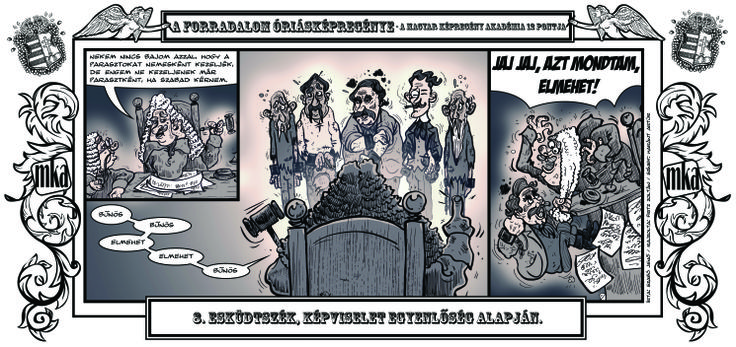 #08 Esküdtszék, képviselet egyenlőség alapján - Fritz Zoltán