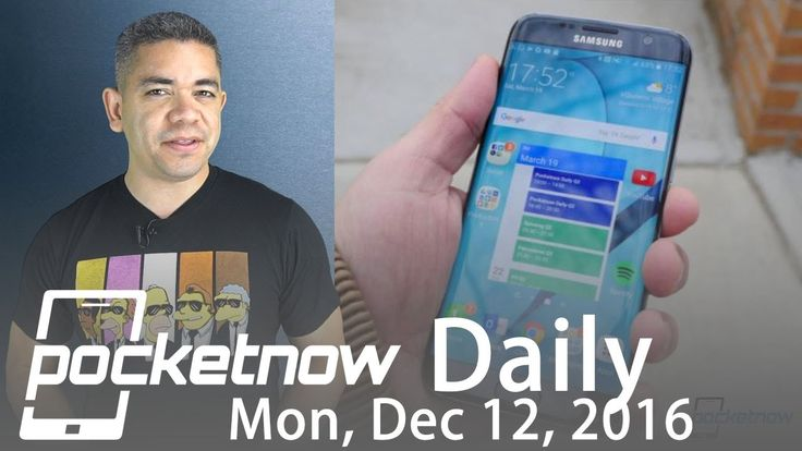 Samsung Galaxy S8 edge probability Google Assistant on S7 & more - Pocketnow Daily Stories: - Alcatel Idol 4 on Cricket is half-off with packed-in VR http://ift.tt/2gqCZTj - US considering allowing in-flight voice calls http://ift.tt/2htNGt5 - Devs finally have Actions on Google materials to let Google Assistant link to services http://ift.tt/2hCjEPE - Nougat update could actually be Android 7.1.1 on Galaxy S7 http://ift.tt/2hdjaCD - Analysts dont see curved-screen Galaxy S8 driving demand…