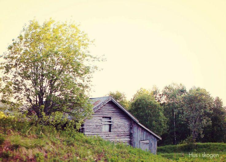 Hus i skogen: Åre Love ♡ Old house ♡ Sweden ♡