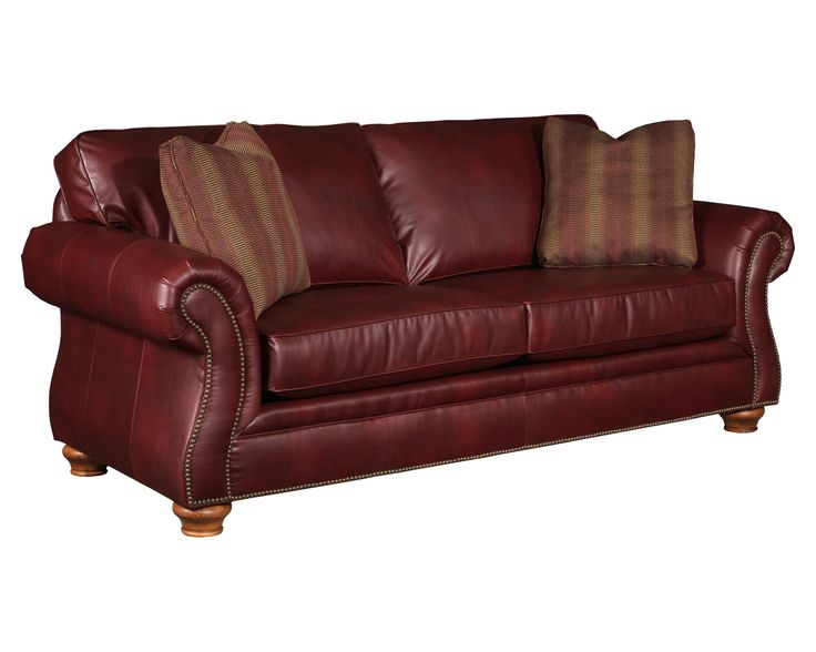 Tahoe Performance Leather Sofa