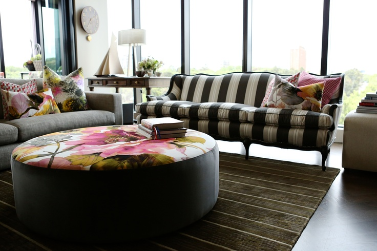 Inner city Melbourne apartment by Beautiful Room design director Maree Howley. www.beautifulroom.com.au
