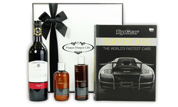 Pamper Hamper Gifts - TopGear Supercars For Him