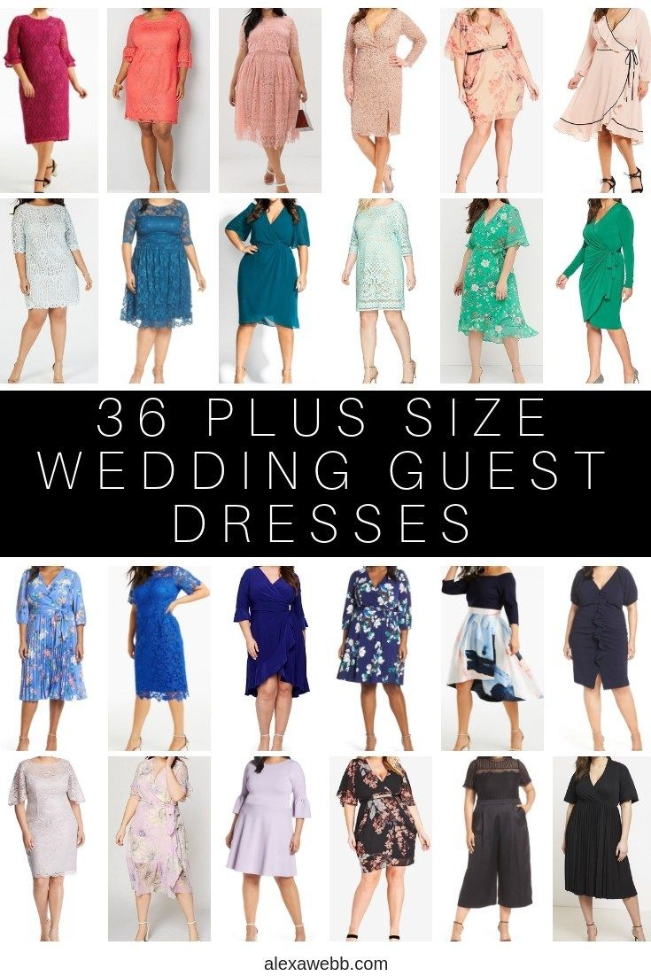 bced02437b3 36 Plus Size Wedding Guest Dresses  with Sleeves  - Plus Size Spring  Wedding Guest