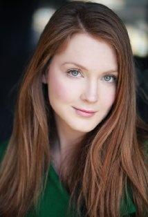 Olivia Hallinan (Sugar Rush, Lark Rise to Candleford); clean, natural make-up look