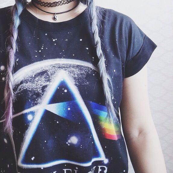pink floyd graphic tee shirt  band merch | teen fashion