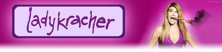 Ladykracher mit Anke Engelke –––––––––––––––––––––––––––––– Home - https://youtube.com/show/ladykracher . . . . . Artikel - http://de.wikipedia.org/wiki/Ladykracher