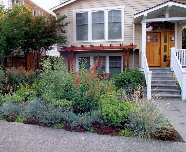 Beautiful A Front Yard Makeover. Perennial GrassesPerennialsGardening MagazinesFront  ...