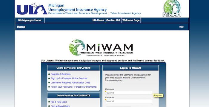 425 best websites images on pinterest website accounting and beekeeping - Michigan unemployment office ...