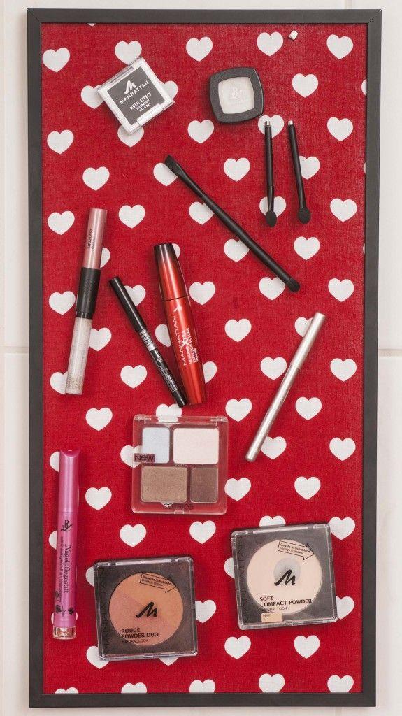 Übersichtliche und praktische Aufbewahrung für dein Make Up. Wie du den Makeup…