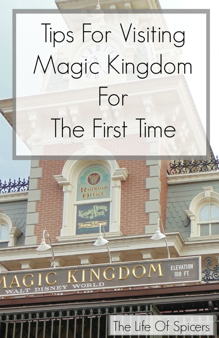 Tips for visiting Magic Kingdom for the first time. what can you expect when visiting Magic Kingdom for the first time? My biggest top tip is to enjoy.