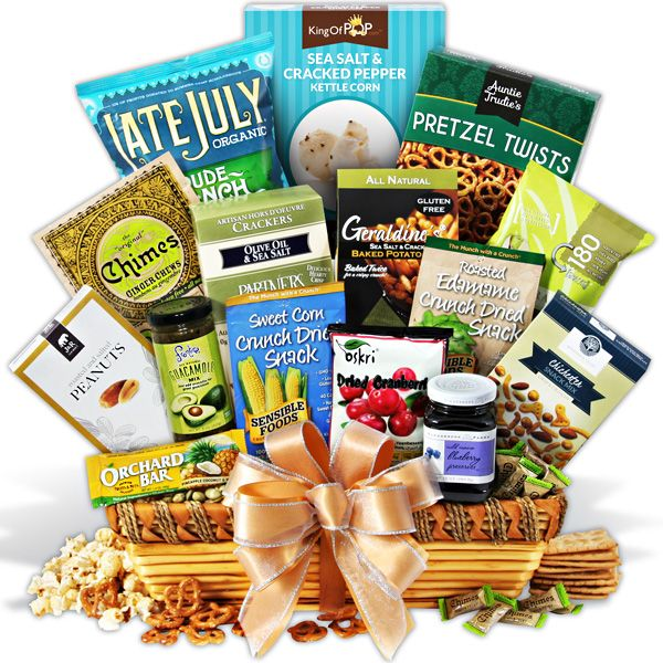 Healthy Gift Basket Premium by GourmetGiftBaskets.com  •  mom?