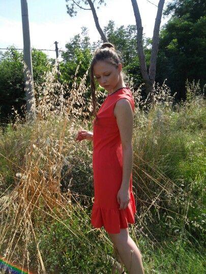 Corallo dress
