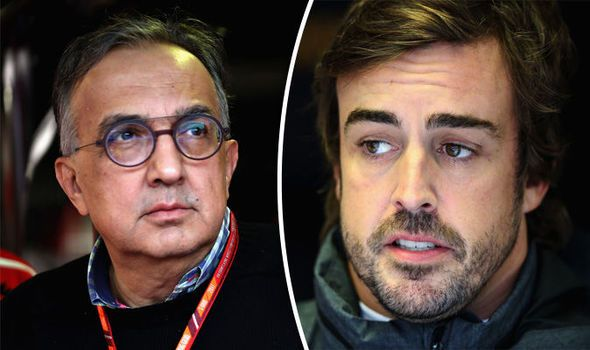 F1 News: Renault close on Fernando Alonso news Marchionne on Mercedes Stroll on shock P2