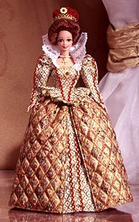 Elizabethan Queen Barbie� 1995 Doll