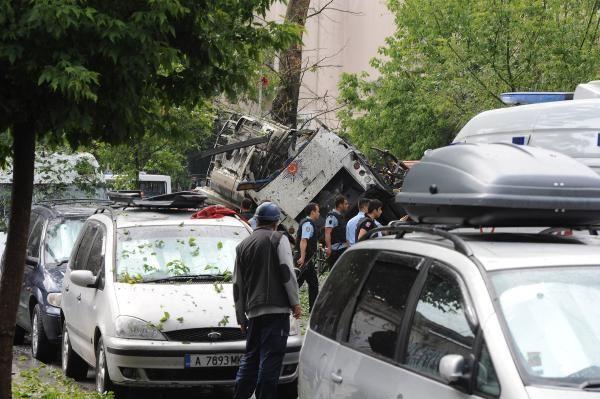 Έκρηξη στην Κωνσταντινούπολη: 11 νεκροί, πολλοί οι τραυματίες (Video)