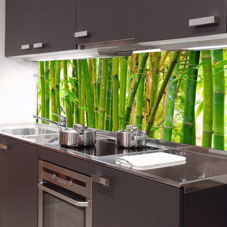 Die besten 25+ Bambus Tapete Ideen auf Pinterest Kinder - bambus im wohnzimmer