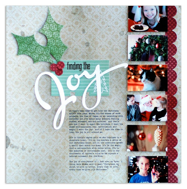 Day 18: A Quick Layout at Lily Bee DesignScrapbook Ideas, Bees Scrapbook, Lilies Bees, Quick Layout, Scrapbook Layout, Bees Design, Christmas Layout, Christmas Ideas, Design Blog