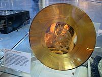 Contents of the Voyager Golden Record - Wikipedia, the free encyclopedia