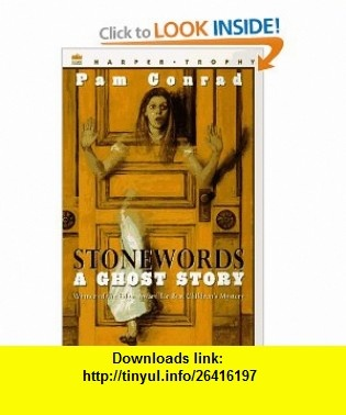 14 best ebook library images on pinterest tutorials pdf and stonewords a ghost story harper trophy 9780064403542 pam conrad isbn ghost storiesghoststutorialspdfbookbooks fandeluxe Image collections