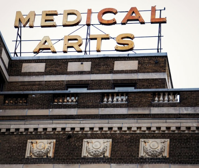Medical Arts Building on James South