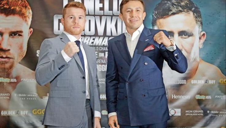 "Sulaimán anticipa ""una pelea espectacular"" entre Golovkin y Canelo"