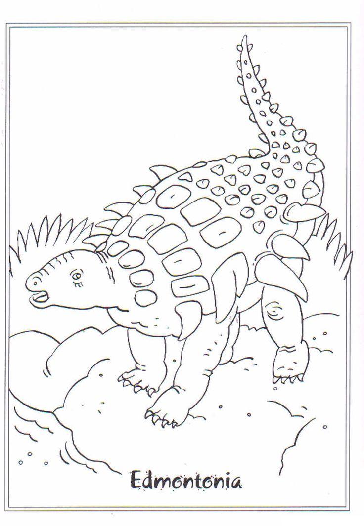 die besten 25 dinosaurier ausmalbilder ideen auf