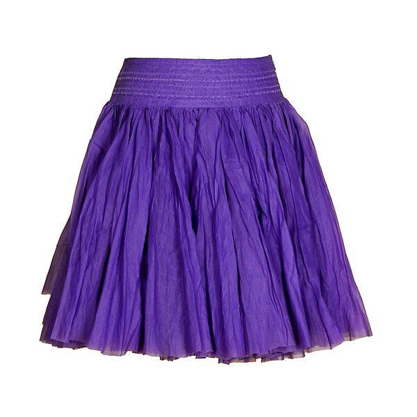 Фиолетовая юбка, жат�‹й хлопок, Теплицкая : To-Dress.Ru : Ищешь модную... ❤ liked on Polyvore featuring skirts, bottoms, faldas and purple skirt