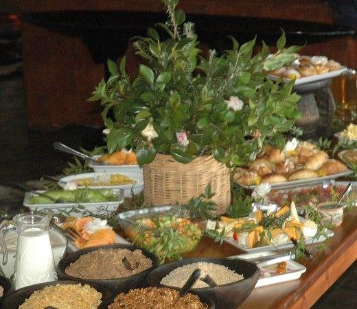 Woodridge Breakfast Buffet